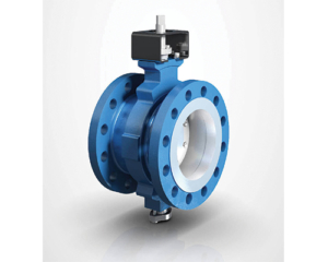 Interior_Klinger Butterfly Valves