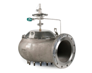 Interior_Pilot Operated Relief Valves