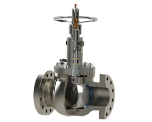 Interior_Stem Ball Valve