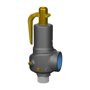 Consolidated 1541 & 1543 Series Safety Valve