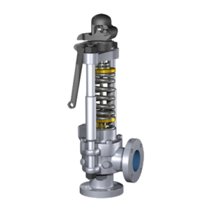 Consolidated 1700 Series Maxiflow Safety Valve