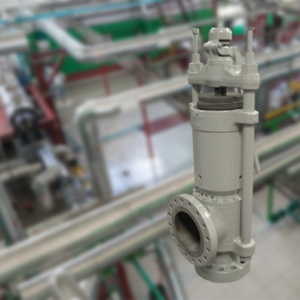 Consolidated 3700 Series Main Steam Safety Valve