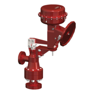 Masoneilan 77000 Series Muti-Stage High Pressure Valve