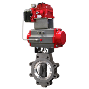 Masoneilan High Performance Butterfly Control Valves