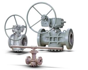 PB Lubricated Plug Valves