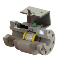 Z2 Two-Piece Isolation Valve